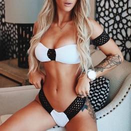 Bikini Sexy con Enredado