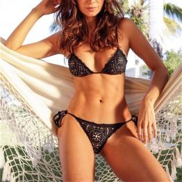 Bikini Sexy Brasileño estilo Desigual